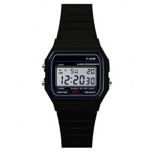 Analog Digital Wrist Watch
